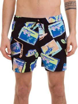 BOARDSHORT VACANTY VOLLEY 16  BRQ492A0002