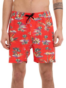 BOARDSHORT TROPICAL VOLLEY 18  BRQ492A0003