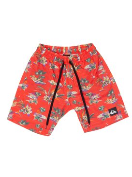 QK BOARDSHORT TROPICAL VOLLEY TEEN  BRQ492T0003