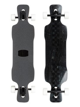 "Racing Drift - 40"" Downhill Freestyle Longboard Complete  EGLRACINGD"