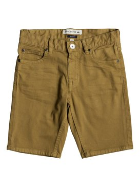 Distorsion Colors - Denim Shorts for Boys 8-16  EQBDS03050
