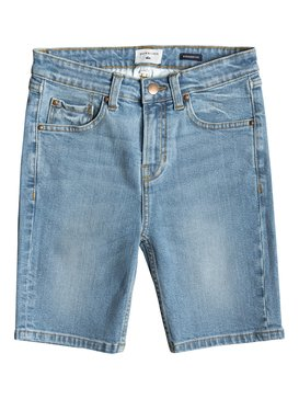 Fast Kneels - Denim Shorts for Boys 8-16  EQBDS03055
