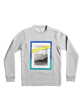 Stay Cool - Sweatshirt for Boys 8-16  EQBFT03374