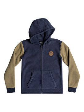 Tori Gates - Hooded Zip-Up Fleece for Boys 8-16  EQBFT03455