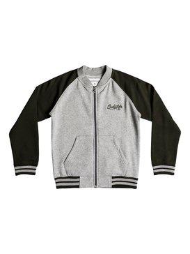 You Koso - Bomber Sweatshirt for Boys 8-16  EQBFT03462