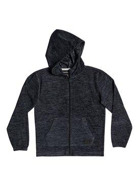 Frosted Fire - Zip-Up Polar Fleece Hoodie  EQBFT03538