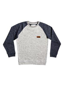 Keller Block - Fleece Lined Sweatshirt  EQBFT03547
