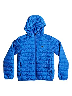 Scaly - Water-Repellent Insulated Jacket for Boys 8-16  EQBJK03124