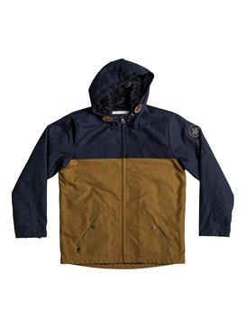 Wanna DWR - Water-Repellent Hooded Jacket for Boys 8-16  EQBJK03136