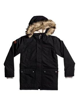 Ferris - Waterproof Parka Jacket for Boys 8-16  EQBJK03137