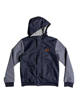 Visuka - Hooded Jacket for Boys 8-16  EQBJK03143