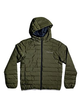 Scaly - Hooded Puffer Jacket  EQBJK03176