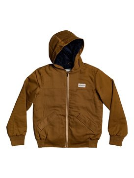 Clarendon Scot - Water-Resistant Hooded Jacket  EQBJK03180