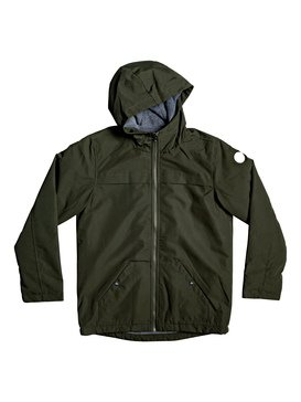 Waiting Period - Hooded Water-Resistant Parka  EQBJK03181