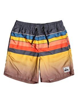 """Sets Coming 15"""" - Swim Shorts for Boys 8-16  EQBJV03212"""