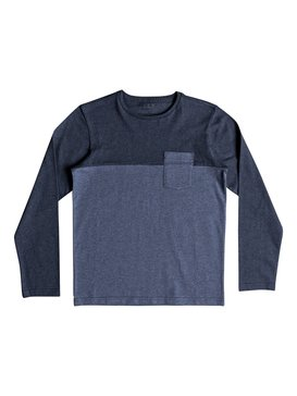 Lya Base - Long Sleeve T-Shirt for Boys 8-16  EQBKT03185