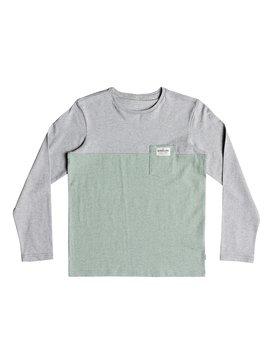 Lya Base - Long Sleeve T-Shirt for Boys 8-16  EQBKT03185