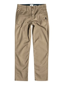 Nios 8-16 Pants Tipo Chino Everyday Union  EQBNP03048