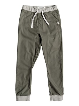 Seaside Coda - Joggers for Boys 8-16  EQBNP03071