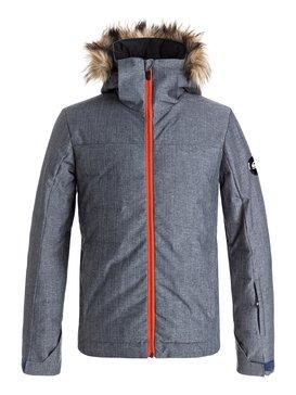 The Edge - Snow Jacket for Boys 8-16  EQBTJ03053