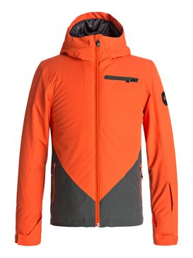 Suit Up - Snow Jacket for Boys 8-16  EQBTJ03055