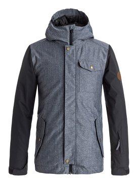 Ridge - Snow Jacket for Boys 8-16  EQBTJ03057