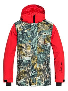 Ridge - Snow Jacket for Boys 8-16  EQBTJ03072