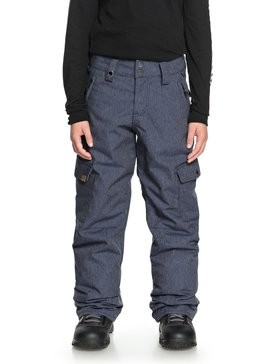 Porter - Cargo Snow Pants for Boys 8-16  EQBTP03017