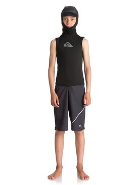 2mm Syncro Plus - Hooded Surf Vest for Boys 8-16  EQBW003001
