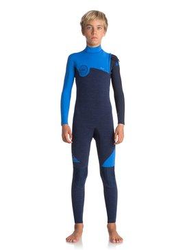 3/2mm Highline Series - Zipperless Wetsuit for Boys 8-16  EQBW103034