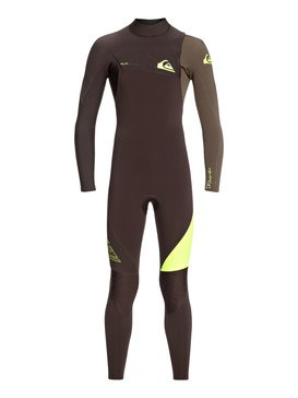 3/2mm Highline Lite - Zipperless Wetsuit for Boys 8-16  EQBW103036