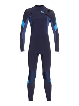 3/2mm Syncro - Back Zip GBS Wetsuit  EQBW103051