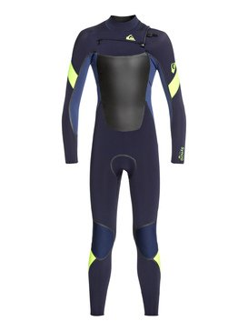 5/4/3mm Syncro Plus - Hooded Chest Zip Wetsuit  EQBW203003