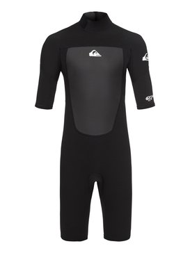 2/2mm Prologue - Short Sleeve Back Zip Springsuit for Boys 8-16  EQBW503008