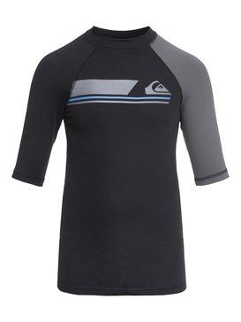 Active - Short Sleeve UPF 50 Rash Vest for Boys 8-16  EQBWR03036