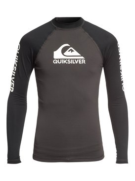 On Tour - Long Sleeve UPF 50 Rashguard for Boys 8-16  EQBWR03057