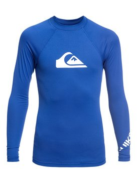 All Time - Long Sleeve UPF 50 Rash Vest  EQBWR03075