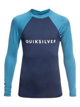 Always There - Long Sleeve UPF 50 Rash Vest  EQBWR03077