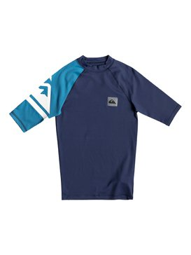 Active - Short Sleeve UPF 50 Rash Vest for Boys 8-16  EQBWR03082