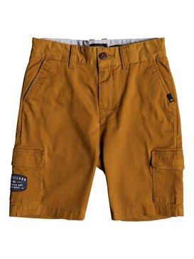 Kapatenga - Cargo Shorts for Boys 8-16  EQBWS03227