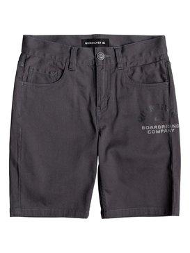 Mel Is Born - Shorts for Boys 8-16  EQBWS03275