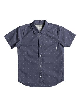 Kamanoa - Short Sleeve Shirt for Boys 8-16  EQBWT03199