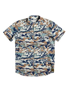 Mercury Cafe - Short Sleeve Shirt for Boys 8-16  EQBWT03245