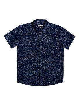 Botanic Bats - Short Sleeve Shirt for Boys 8-16  EQBWT03260