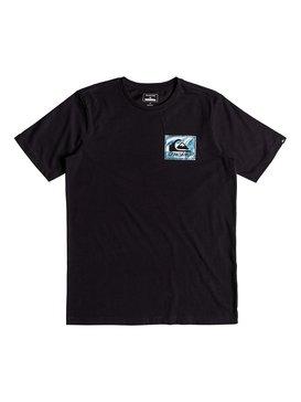 Volcano Blues - Technical T-Shirt for Boys 8-16  EQBZT03698