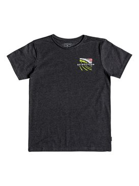 Tropic Eruption Heather - T-Shirt for Boys 8-16  EQBZT03766