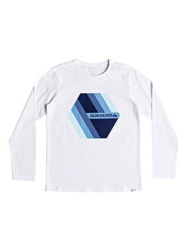 Retro Right - Long Sleeve T-Shirt for Boys 8-16  EQBZT03804