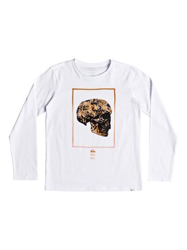 The Face - Long Sleeve T-Shirt for Boys 8-16  EQBZT03805