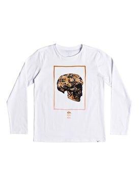 The Face - Long Sleeve T-Shirt for Boys 8-16  EQBZT03805
