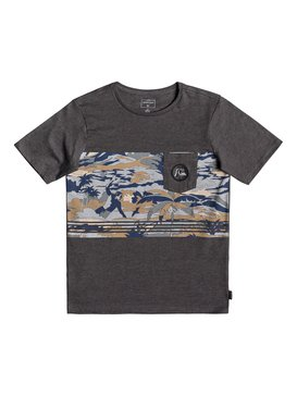 Feelin Fine - Pocket T-Shirt for Boys 8-16  EQBZT03917